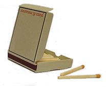 σπίρτα σε κουτί